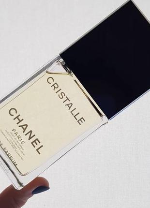 Chanel cristalle духи