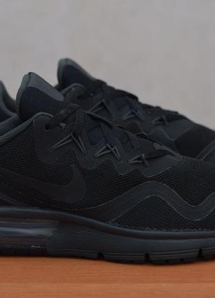 Черные кроссовки с баллонами nike air max fury, 39 размер. оригинал