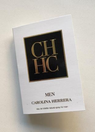 Carolina herrera ch men пробник