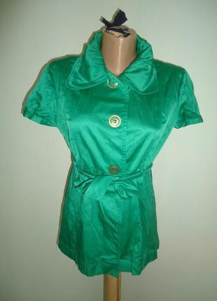 Красивая нарядная блуза на пуговицы р.46-48