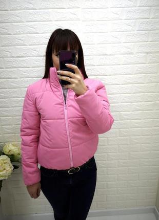 Распродажа! топовые стильные куртки, 42, 44, 46 рр, 3 расцветки! 2 модели!