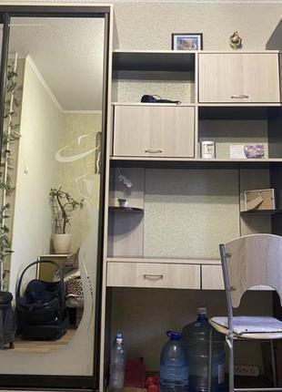 Шкаф детский/подростковый, стол