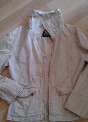 Куртка весна-осень gotto