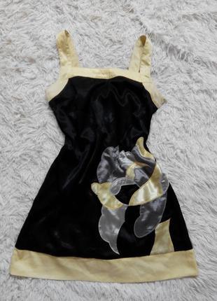Стильное платье ever pretty, прямого силуэта, в состоянии нового, размер м