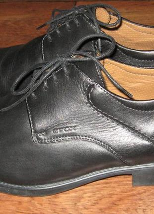 Туфли geox р.42 (стелька 28см)