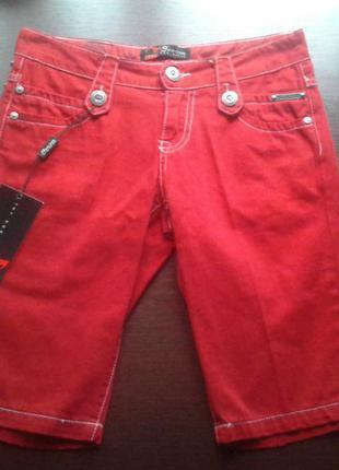 Новые джинсовые шорты sarah chole италия распродажа