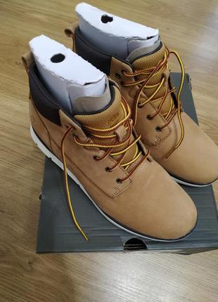Демисезонные ботинки timberland оригинал