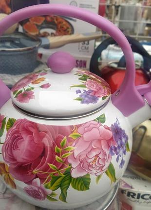 Чайник со свистком