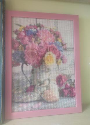 """Картина """"квіти"""""""