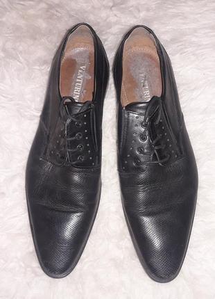 Чоловічі,красиві туфлі на весну.европа.