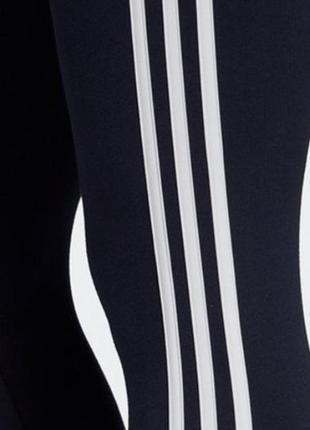 Мегакрутые фирменные хлопковые лосины леггинсы батал adidas оригинал4 фото