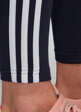 Мегакрутые фирменные хлопковые лосины леггинсы батал adidas оригинал5 фото
