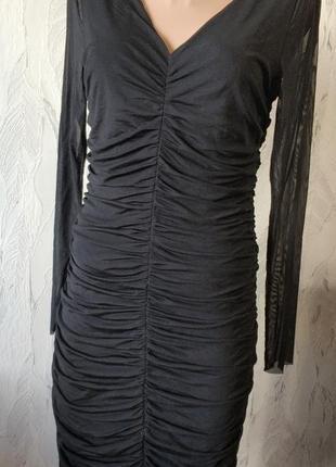 Вечернее платье от н&м