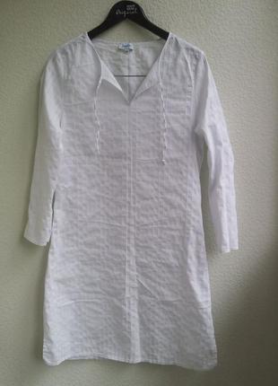 Итальянское платье-рубашка от dolce vita (2078)