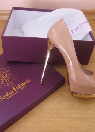 Туфли саша фабианни