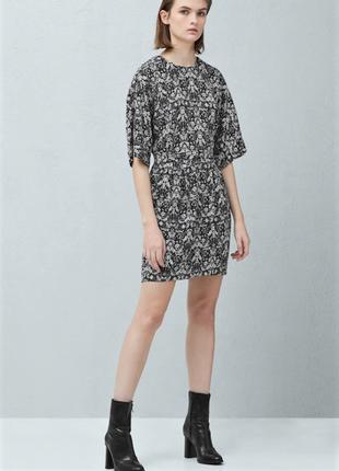 Платье mango. xs. новое.
