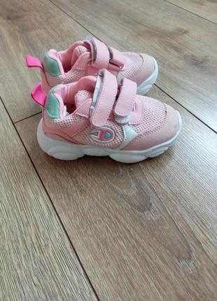 Кросовки для девочки .