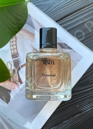 Zara oriental духи парфюмерия туалетная вода оригинал испания купить