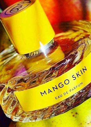 Парфюмированная вода vilhelm  parfumerie mango skin