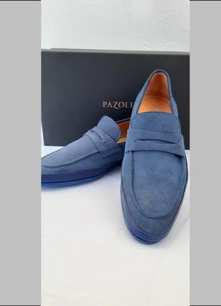 Мужские туфли карло пазоли, 40р- 26см , 41р - 27см