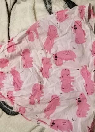 Боди-платье next 6-9 мес