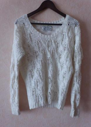 Вязаний светр/свитер