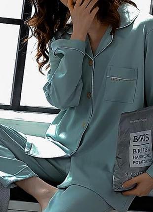 Піжама жіноча { домашній одяг}