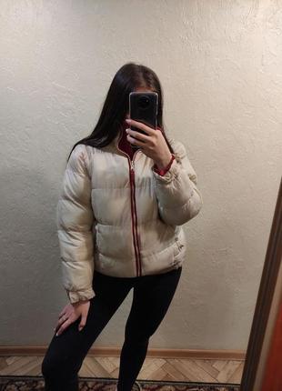 Двохстроння куртка