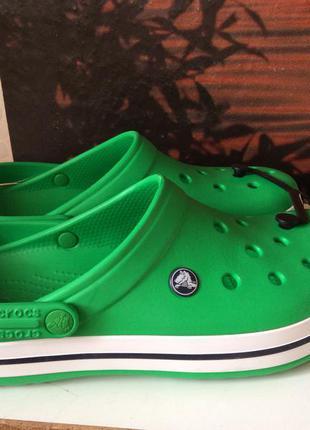 Сабо крокс оригинальные кроксы клоги crocs crocband шлёпки crocs все размеры супер цена