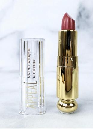 Нюдовая помада appeal - ultra crème lipstick - chic