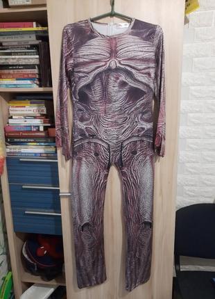 Карнавальный костюм кощея, зло, на хеллоуин