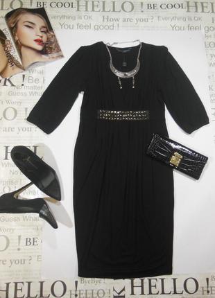 Коктельное платье из вискозы