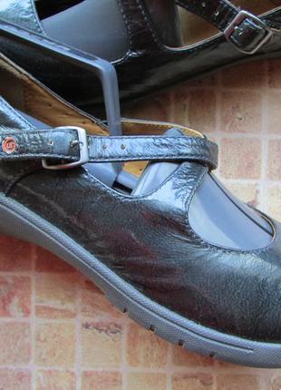 Туфли мокасины оригинальные clarks un structured для девушки длина по стельке 25, 2 см