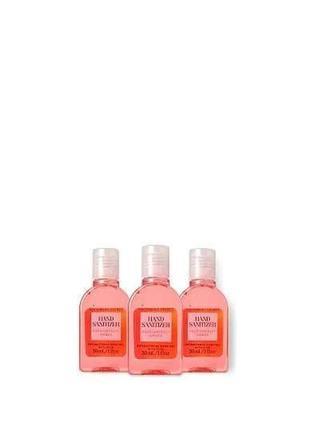Антибактериальный гель для рук passionfruit amber victoria's secret pink 19611