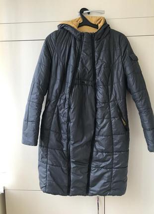 Двусторонняя куртка для беременных