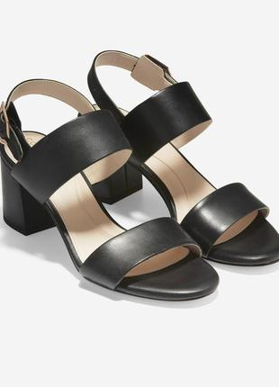 Cole haan avani city sandal босоножки 25см 38 р.