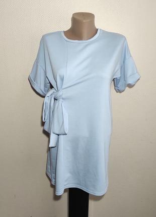 Женская туника,футболка boohoo