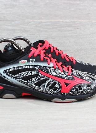Гандбольные кроссовки mizuno оригинал, размер 36.5