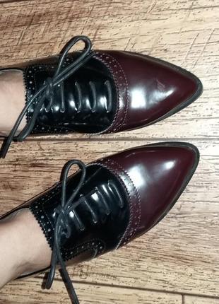 Стильные туфли lost ink