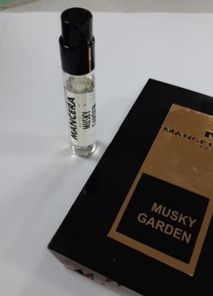Musky garden