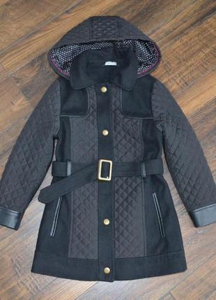 Пальто george на 5-6 лет