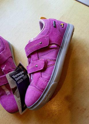 """Ботинки бренда viking, """"дышат"""" ,не промокают"""