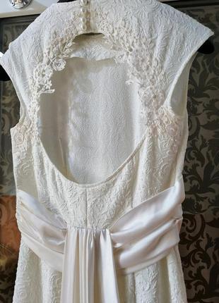 Сукня для розпису, вечірня сукня