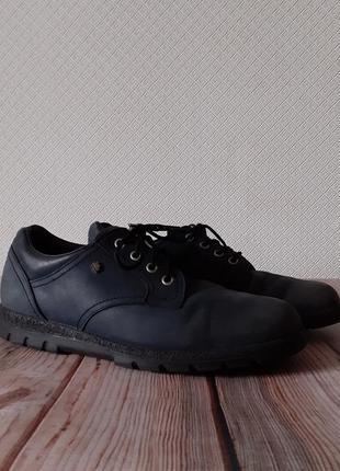 Мужские ортопедические туфли для подростка для мальчика finn comfort