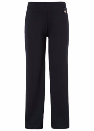 Школьные трикотажные брюки на девочку george 6-7лет новые