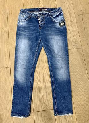 Продам джинсы liuzin, размер 27/30