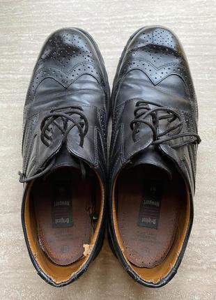 Туфли,броги