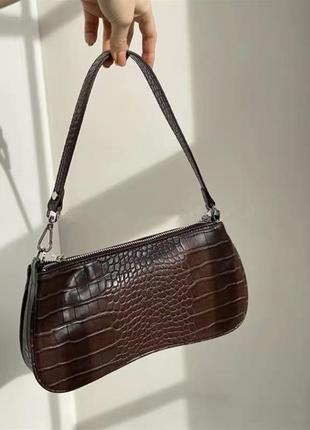 Стильна сумка з еко шкіри