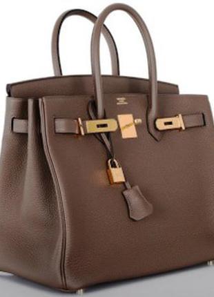 Брендовая сумка hermes birkin Hermes, цена - 350 грн,  7121454 ... e61aac31dd9