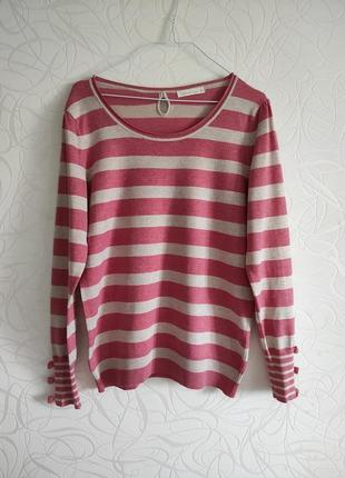 Очень классный тоненький коттоновый свитерок